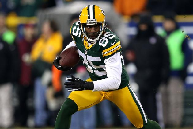Greg Jennings: Packers Would Be Foolish to Use Franchise Tag on WR