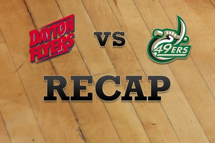 Dayton vs. Charlotte: Recap, Stats, and Box Score