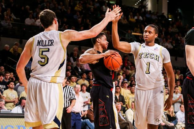 Georgia Tech 78, Maryland 68