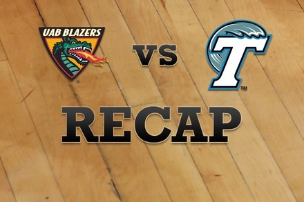 UAB vs. Tulane: Recap, Stats, and Box Score