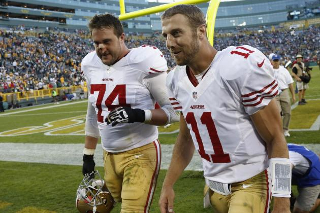 Alex Smith Trade Sparks Reaction from 49ers Teammates