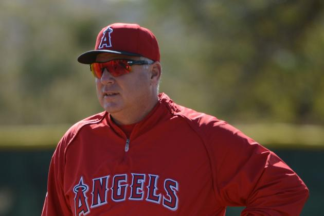 Mike Scioscia Not Sold on Idea of Banning Collisions at the Plate