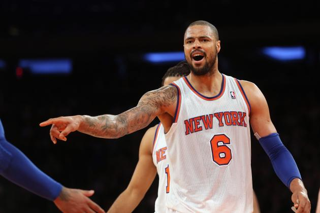 Tyson Chandler: Career-High Night Shows Importance of Knicks Center to Franchise