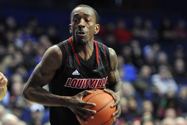 Louisville Basketball Welcomes Russ Smith to the 1000 Point Club