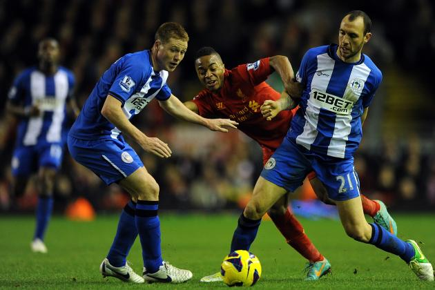 Wigan vs. Liverpool: Preview, Team News, Key Stats and Projected Lineups