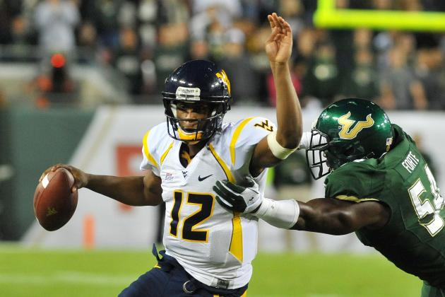 NFL Draft: Why Drafting Geno Smith Makes No Sense for the Oakland Raiders