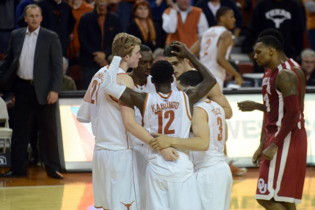 Texas Finishes off 22-Point Comeback with Myck Kabongo's Buzzer-Beater