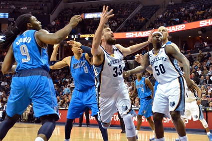 Postgame Notebook: Grizzlies 90, Mavericks 84  Unleashing the Beast
