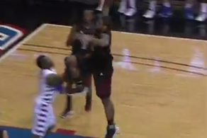 Louisville's Chane Behanan delivers the most violent dunk of the season(VIDEO)