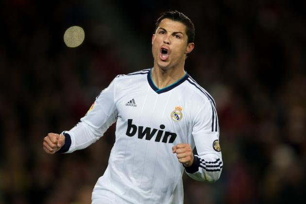 Cristiano Ronaldo Will Prove Unstoppable in 2013 Copa Del Rey Final