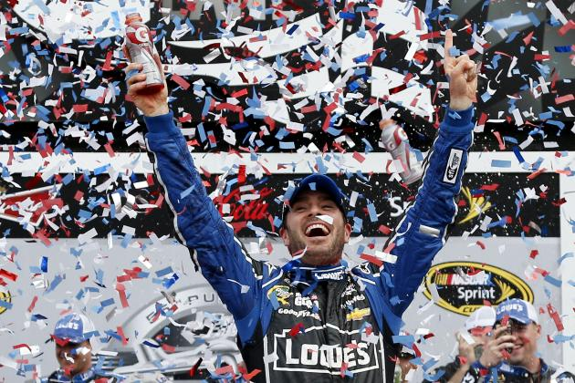 Jimmie Johnson's 2013 Daytona 500 Win: Start of 6th Sprint Cup Title Run?