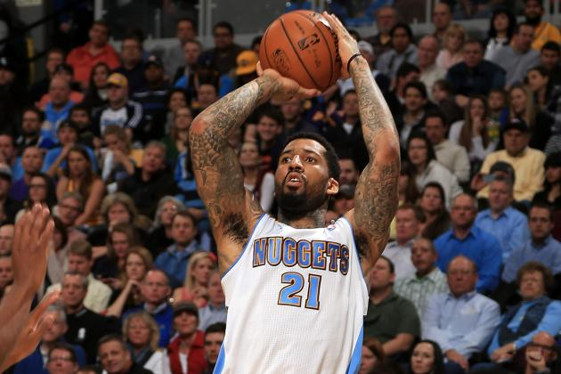 Nuggets' Wilson Chandler Has Game in Focus
