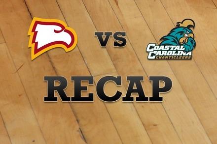 Winthrop vs. Coastal Carolina: Recap, Stats, and Box Score