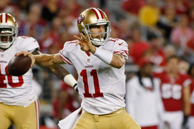 Alex Smith Trade Proves That San Francisco 49ers' Success Has Staying Power