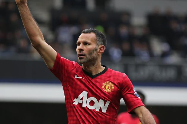 Ryan Giggs Set for 1,000th Match: How the Manchester United Legend Defies Logic