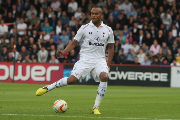 Tottenham Turn Down Anzhi Makhachkala Bid for Younès Kaboul