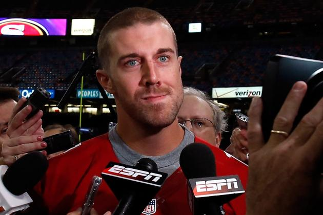 Alex Smith's Family Excited About Trade to K.C. Chiefs