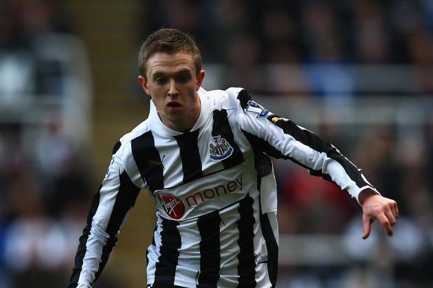 Newcastle Winger Shane Ferguson Joins Birmingham on Loan