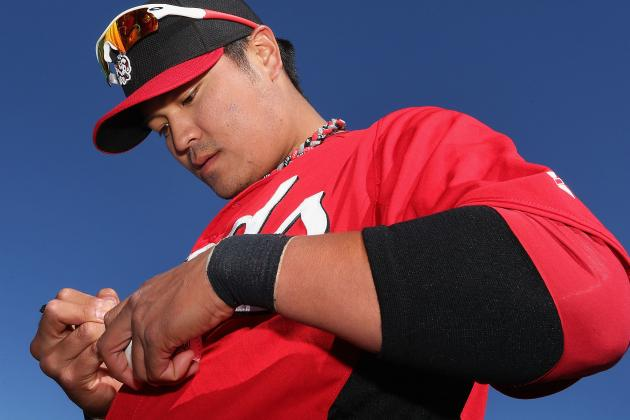 Reds Hope Choo Can Be Rare Commodity: An Effective Leadoff Hitter