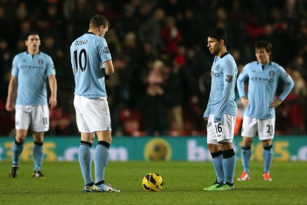 Aston Villa vs. Manchester City: Date, Time, Live Stream, TV Info and Preview