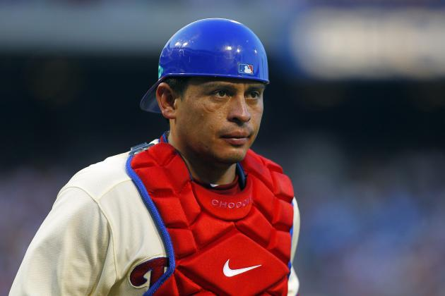 Philadelphia Phillies Will Survive Without Catcher Carlos Ruiz