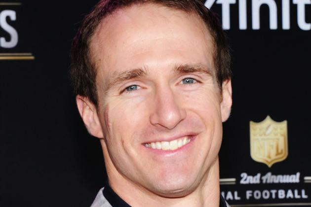 Drew Brees Open to Restructuring New Orleans Saints Contract