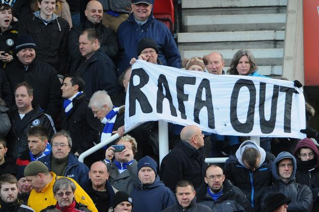 Rafa Benitez Is Right: Chelsea Fans Have Contributed to the Chaos