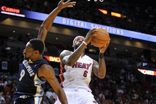 Memphis Grizzlies vs. Miami Heat: Preview, Analysis and Predictions