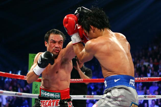 Marquez Gives Until April to Decide on Pacquiao Fight