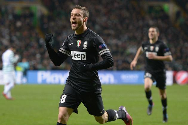 Why Claudio Marchisio Is World Football's Best Midfield Shuttler