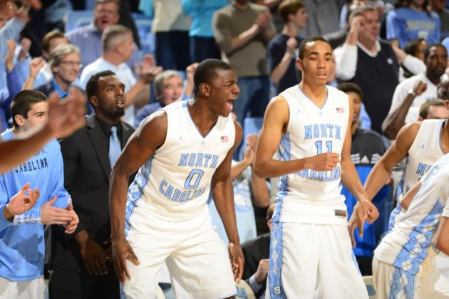 UNC Basketball: Joel James Will Play Against Clemson
