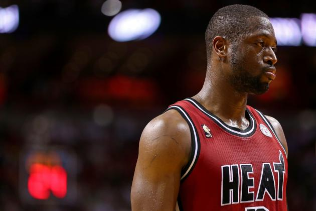 Dwyane Wade Having the Quietest Superstar Season in Recent Memory