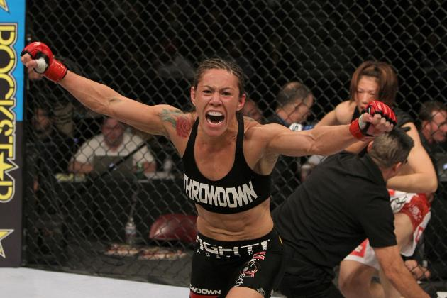 UFC News: 'Cyborg'  Santos Posts Pic Wearing 'Ronda Will Be My B****' T-Shirt