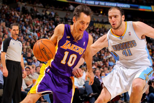 Steve Nash Says He Wouldn't Change Thing About His Decision
