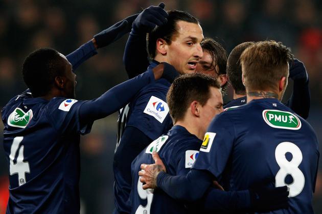 Tactical Breakdown of Paris Saint-Germain's 4-2-2-2 Formation