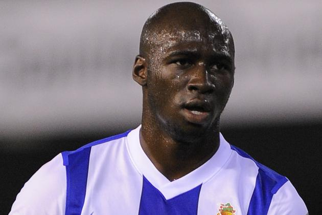 Manchester City Eye Up Move for Eliaquim Mangala