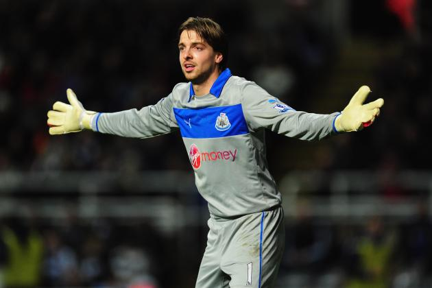 Tim Krul Injury: Updates on Newcastle Star's Ankle