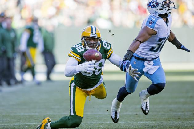Time's Up for the Packers and Finley Plus More NFC North News