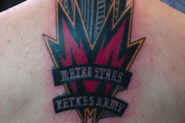 "MUST SEE INK: Red Bull Fan Gets ""Petke's Army"" Tattoo"
