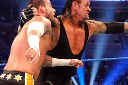 WWE: Why the Undertaker Should Beat CM Punk at WrestleMania