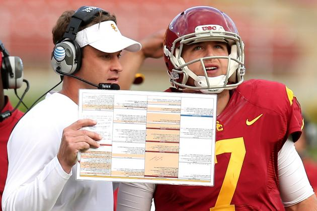 Lane Kiffin Will Personally Vouch for Matt Barkley's NFL Potential