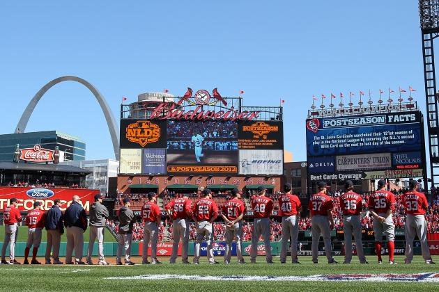 St. Louis Cardinals Announce 2013 Broadcast Schedule