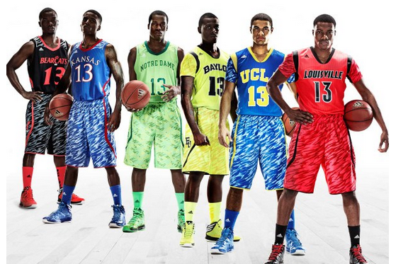 PICTURE: The New Adidas Uniforms Are Here