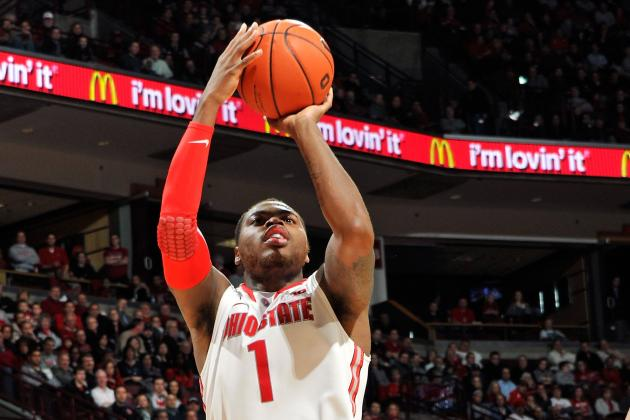 OSU's Deshaun Thomas Looking to Find His Shooting Touch Again at Northwestern