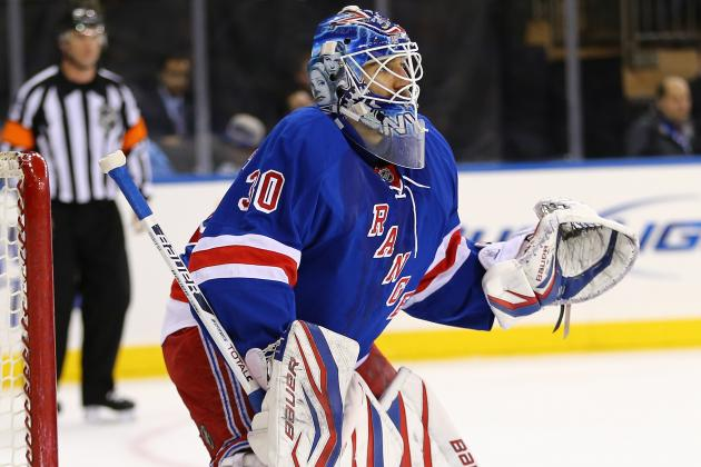 Lundqvist Stars in Another 'This Is SportsCenter' Ad