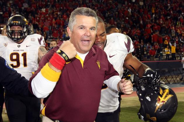 Report: Graham Fires OL Coach