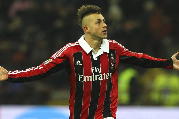 El Shaarawy Extends Milan Deal