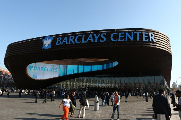 De Blasio Urges NBA to Hold All-Star Game at Barclays over MSG