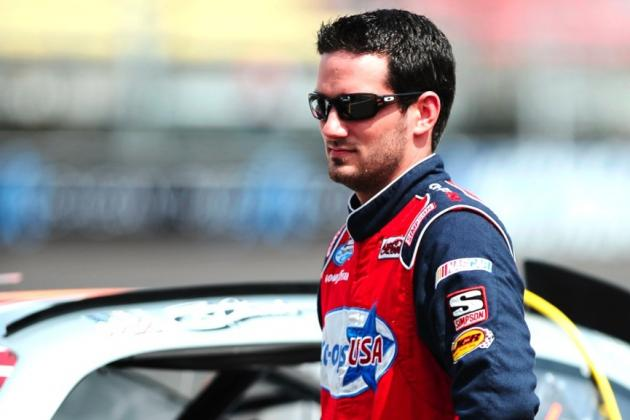 NASCAR Nationwide Series Driver Jeremy Clements Suspended for Using Racial Slur