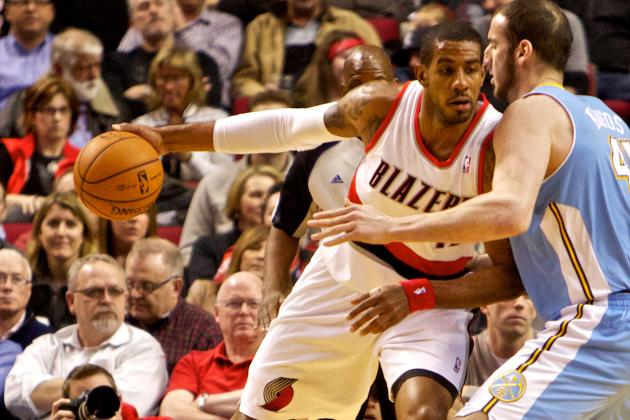 LaMarcus Aldridge Discusses His Miss at the Buzzer in Loss to Nuggets